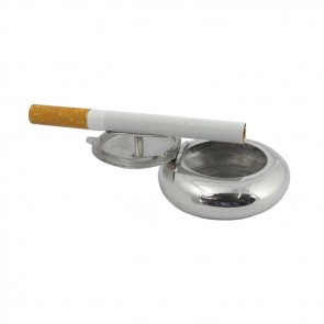 Sterling Silver Plain Ash Tray
