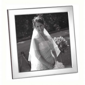 Silver 10X10 Square Photo Frame