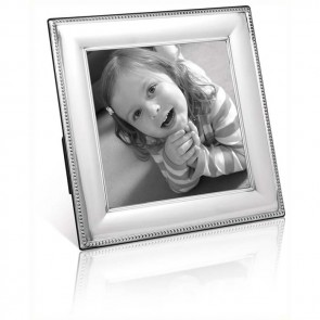 Bead Smooth 13X13 cm Classic Photo Frame