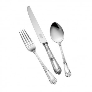 Children's Sterling Silver Cutlery Set La Regence Handle