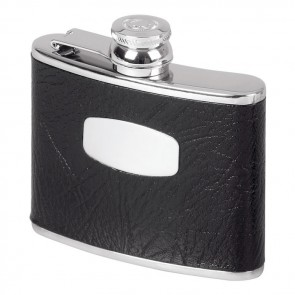 Stainless Steel 11cl Captive Top Flask