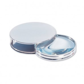 Round Chrome Magnifier
