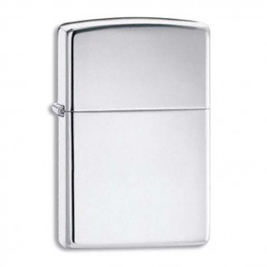 High Polished Chrome Finish Zippo Lighter