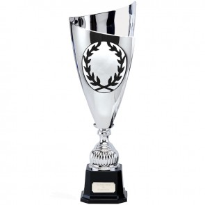 18 Inch Laurel Wreath Design Cup Eminent Trophy Cup