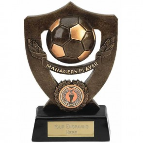 7 Inch Managers Player Football Award
