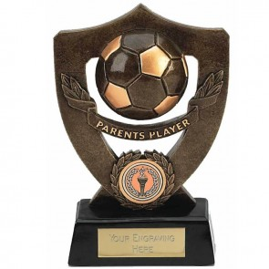 7 Inch Parents Player Football Award