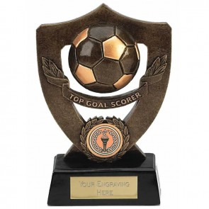 7 Inch Top Goal Scorer Football Award