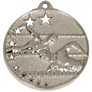 50mm San Francisco Swimming Winners Medal
