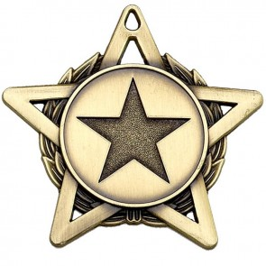 50mm Hope Star Gold Medal