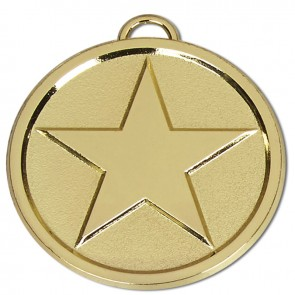 Gold Bright Star Medal
