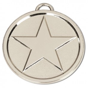Silver Bright Star Medal