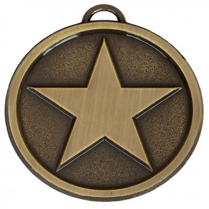 Bronze Bright Star Medal