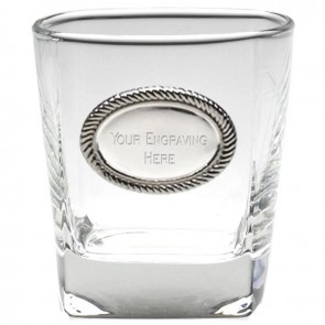 Guardsman Nine Oz Whiskey Glass