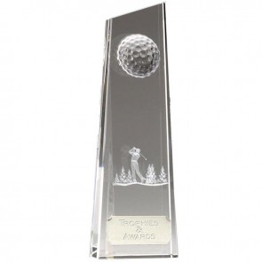 7 Inch Kenmore Golf Award