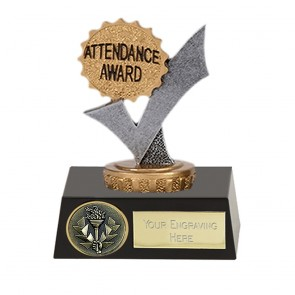 11cm Attendance Figure On School Meridian Award