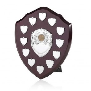 10 Inch Perpetual 12 Entry Jaunlet Shield