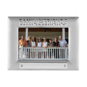 7 x 5 Inch Family & Friends Birthday Jaunlet Photo Frame