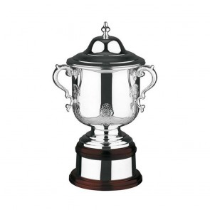15 Inch Hand Chased Cask Ultimate Trophy Cup