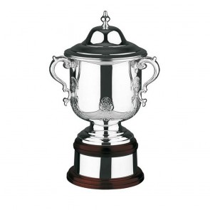 17 Inch Hand Chased Cask Ultimate Trophy Cup