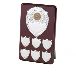 8 Inch Perpetual Plaque 6 Entry & Title Plaque Jaunlet Plaque