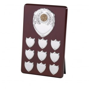 10 Inch Perpetual Plaque 9 Entry & Title Plaque Jaunlet Plaque