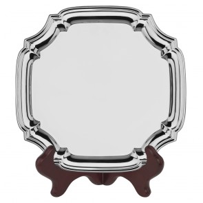 10 Inch Square Jaunlet Chippendale Tray
