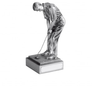 8 Inch The Champion Golf Antiquity Figure Award