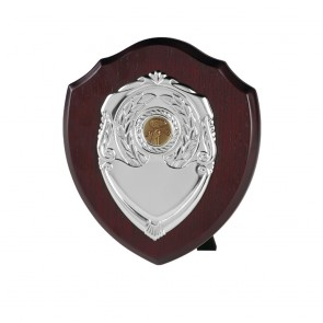 8 Inch Traditional Single Entry Jaunlet Shield