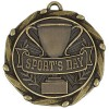 Bronze Sports Day School Combo Medal
