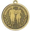 Bronze Wreath Running Galaxy Medal