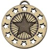 40mm Constellation Bronze Coloured Medal