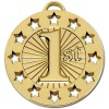 40mm Spectrum Gold Medal