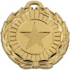 50mm Megastar Gold Medal