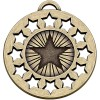 40mm Bronze Constellation Medal