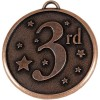 50mm Bronze 3rd Place Stars Elation Medal