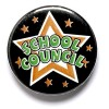 1 Inch School Council Pin Badge