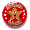 1 Inch School Choir Pin Badge