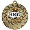 50mm Bronze 3rd Place Prism Medal