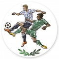 Double Footballer Colour 2 - +$0.33