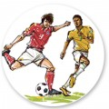 Double Footballer Colour 1 - +$0.33