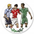 Triple Footballer Colour 1 - +$0.33