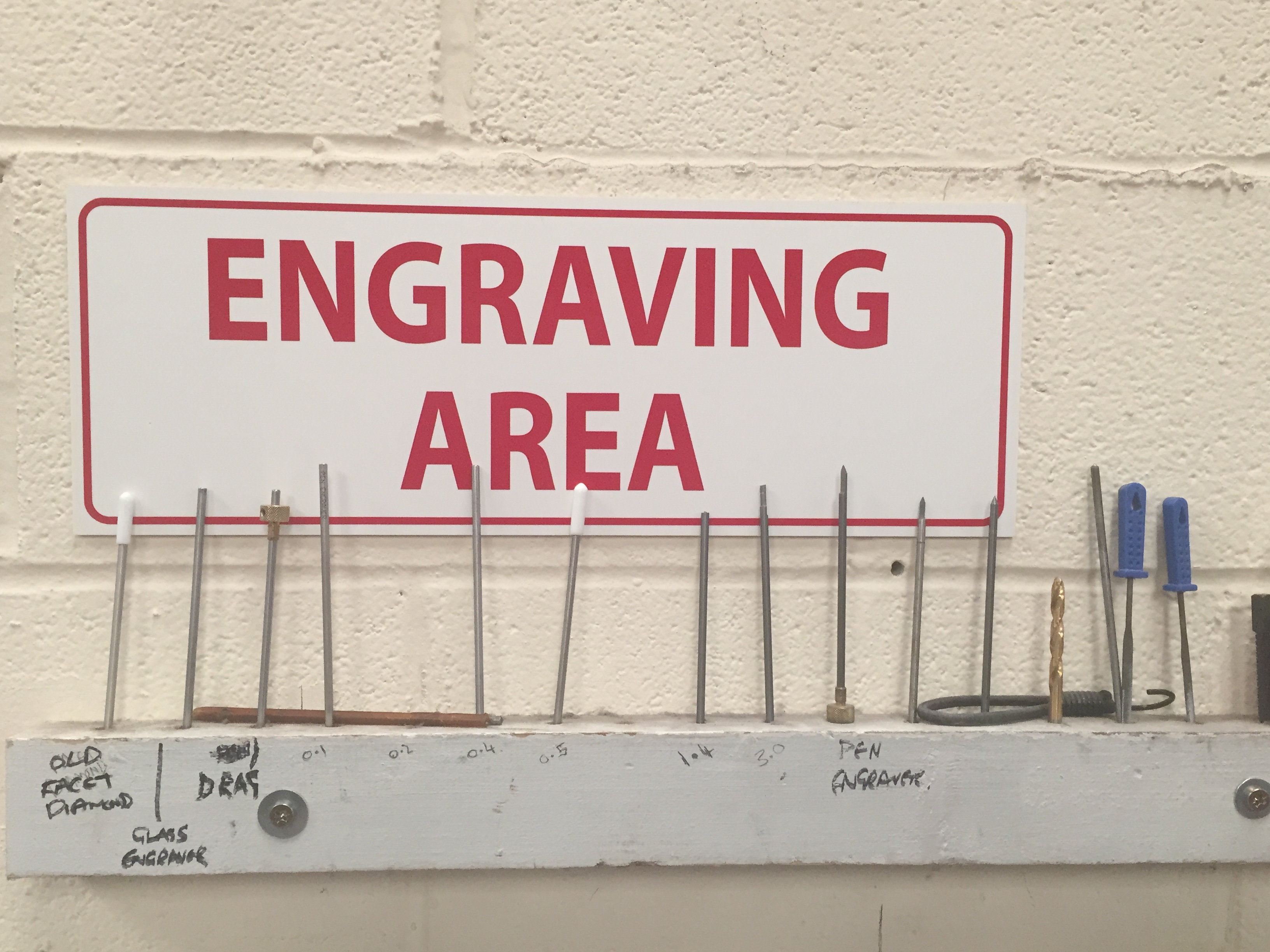 Engraving Area - Image