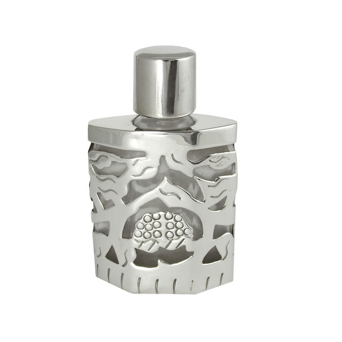 Abstract Perfume Bottle
