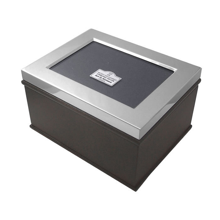 Sterling Silver Photo Frame Gift Box