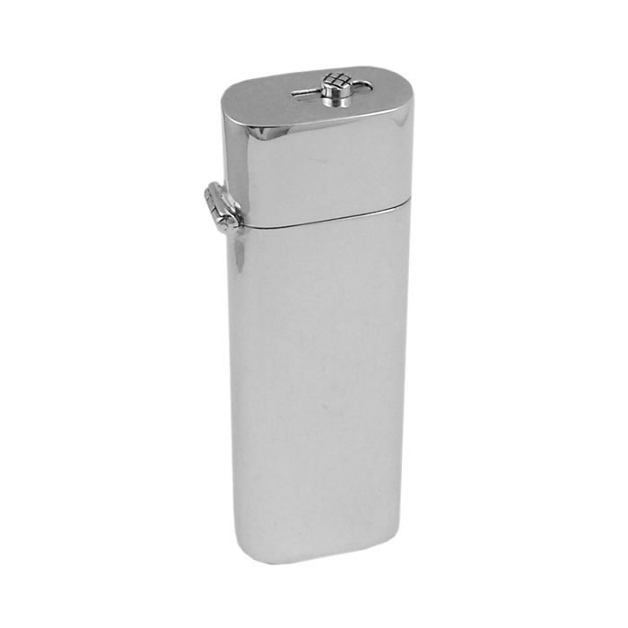 Sterling Silver Simple Toothpick Holder
