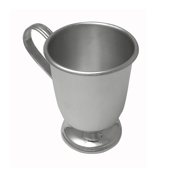 Sterling Silver Plain Christening Cup