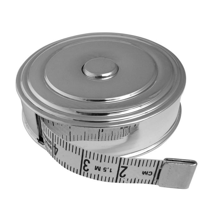 Sterling Silver Tape Measure