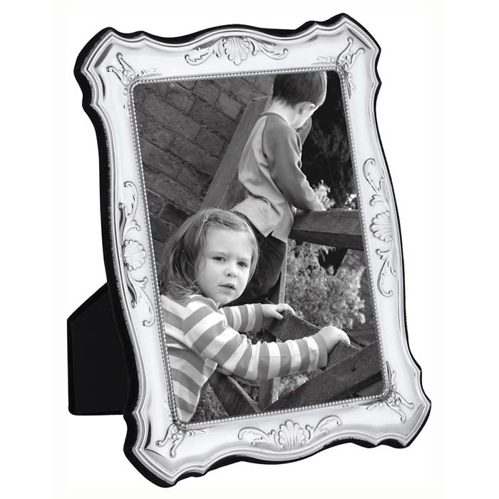 Victorian Acanthus And Shell 18X13 cm - 7X5 Inch Traditional Photo Frame