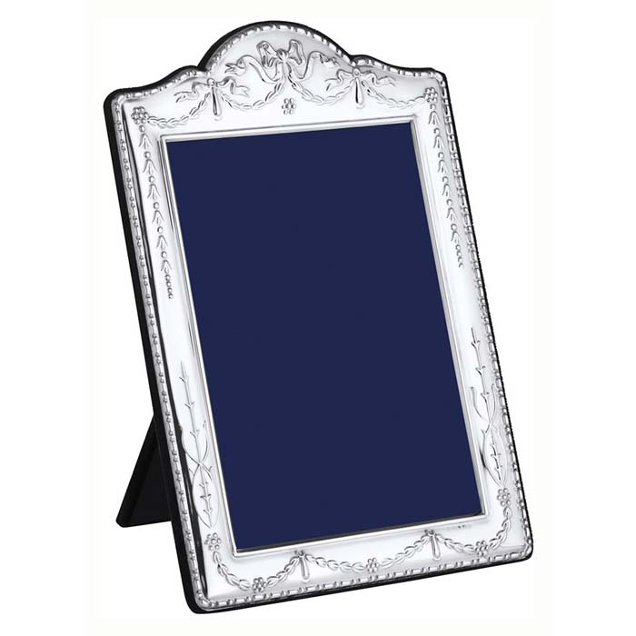 Edwardian Swags And Ribbon 9X6 cm Traditional Style Photo Frame