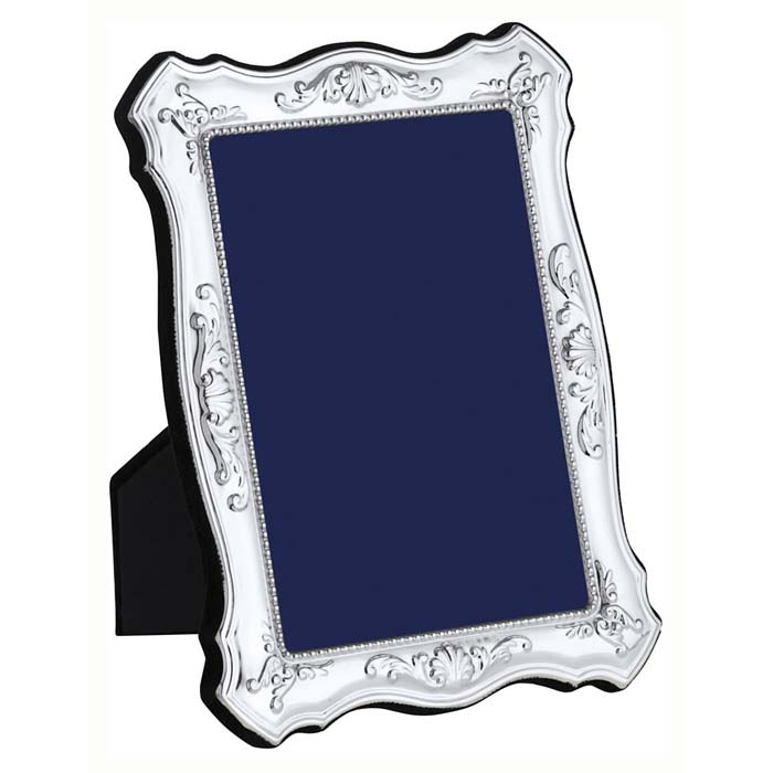 Victorian Shell And Scroll 15X10 cm - 6X4 Inch Traditional Photo Frame